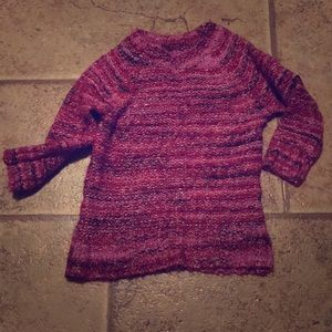 Toddler sweater, super warm and cute